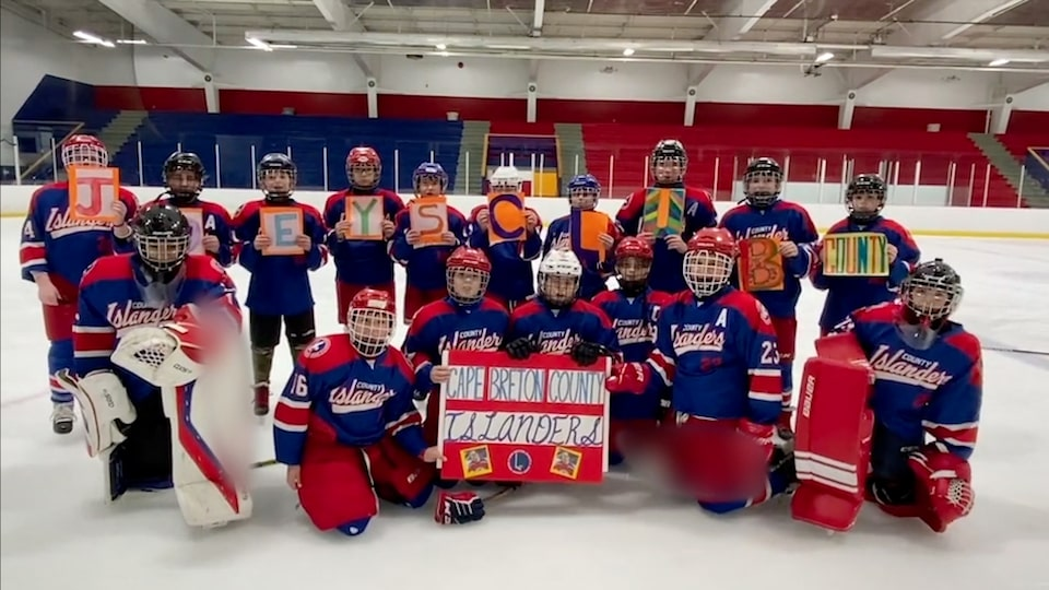 2021 Chevrolet Good Deeds Cup Regional Finalist: Cape Breton County Islanders Of Nova Scotia.