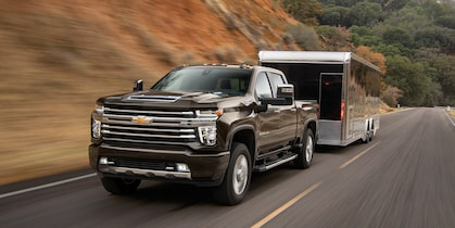 The all-new 2020 Silverado HD.