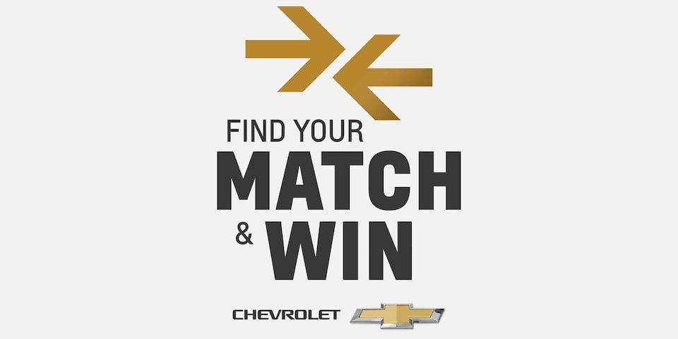 Find Your Match & Win Contest