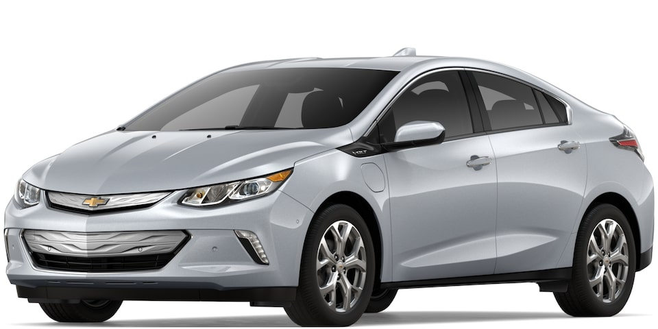2019 VOLT IN SILVER ICE METALLIC
