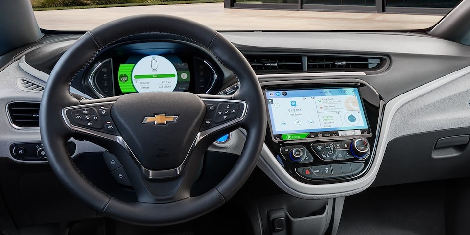 2020 Chevrolet Bolt EV Electric Car Technology: Overview.