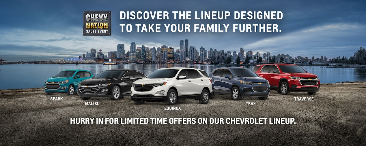 ff968f3671 HURRY IN FOR LIMITED TIME OFFERS ON OUR CHEVROLET LINEUP.