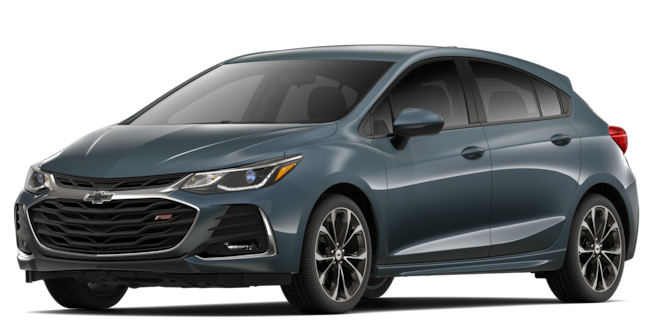 The 2019 Cruze Hatch Premier with RS Package