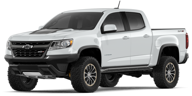 2019 Chevrolet Colorado.