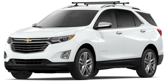 2019 Equinox Premier True North