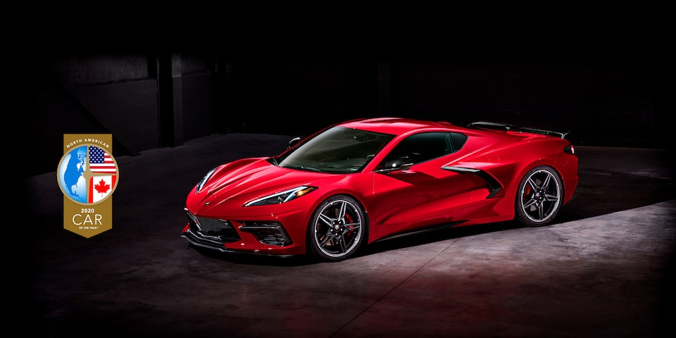 The 2020 Corvette : North American Car of the Year