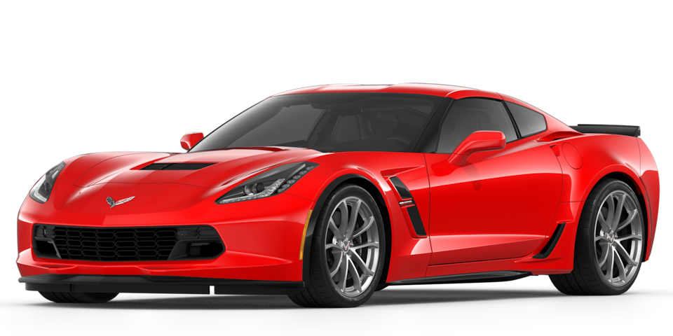 Coupé Corvette Grand Sport 2019