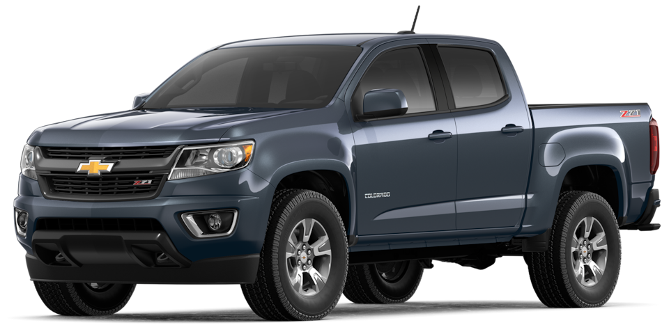 2019 Colorado Crew Cab Z71