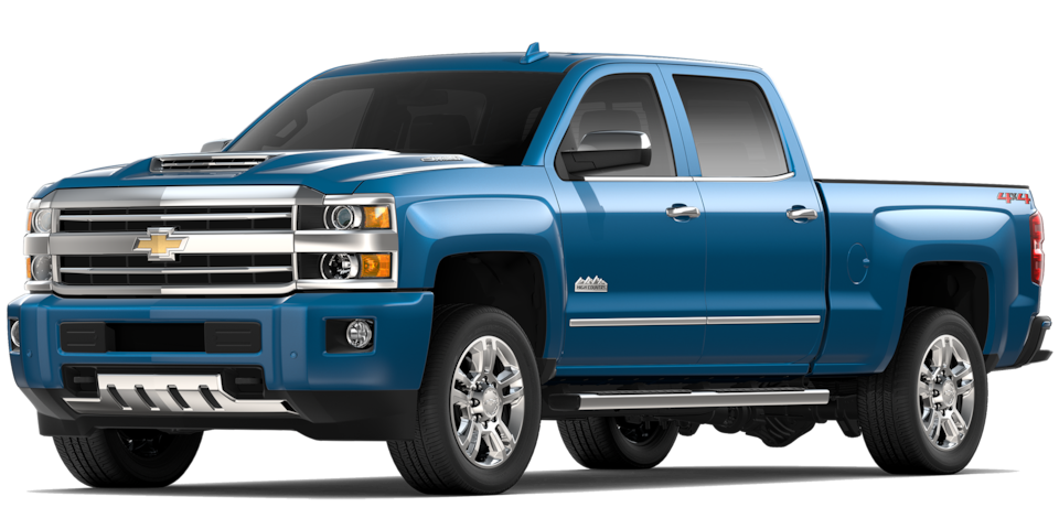 2019 Silverado 2500 HD High Country Diesel 4WD