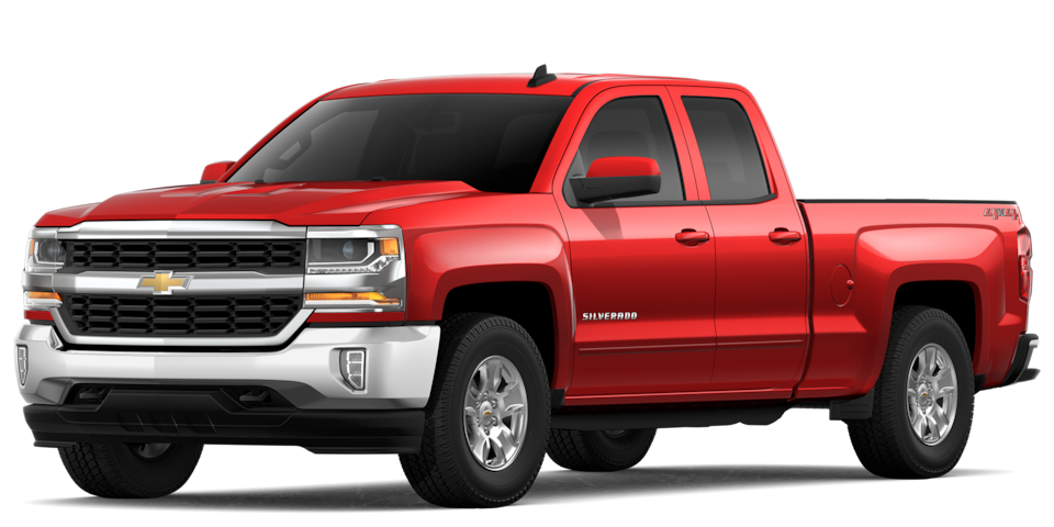 2019 SILVERADO LD DOUBLE CAB LT TRUE NORTH 4WD