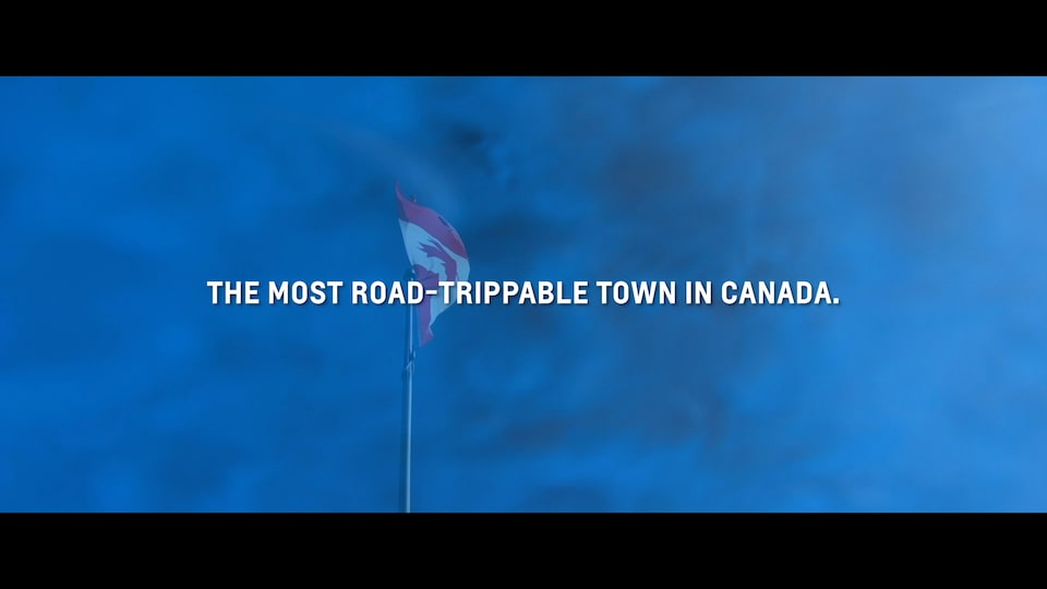 The Most Road-Trippable Town In Canada Contest Wrap Video.