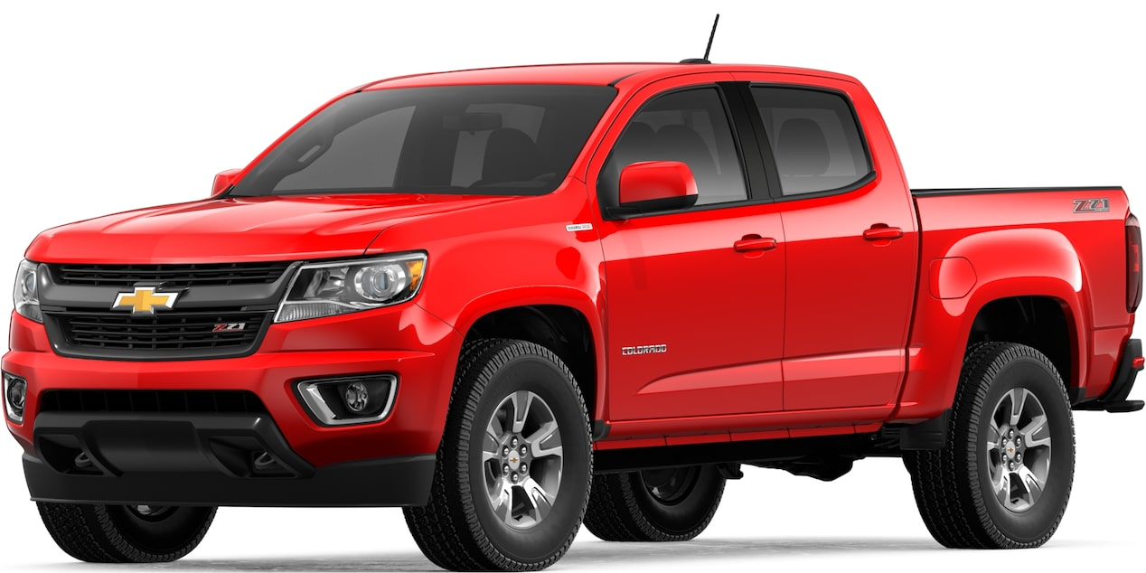 2019 COLORADO IN RED HOT