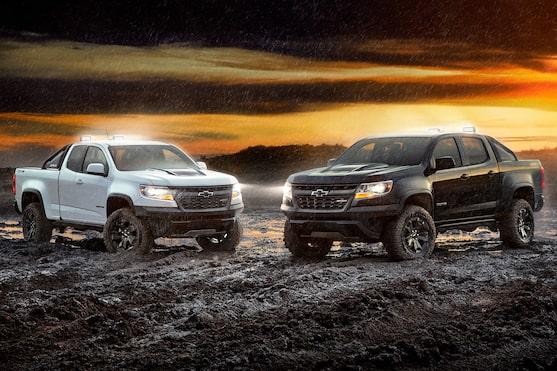 2019 Chevrolet Colorado | Mid-Size Pickup Truck | Chevrolet