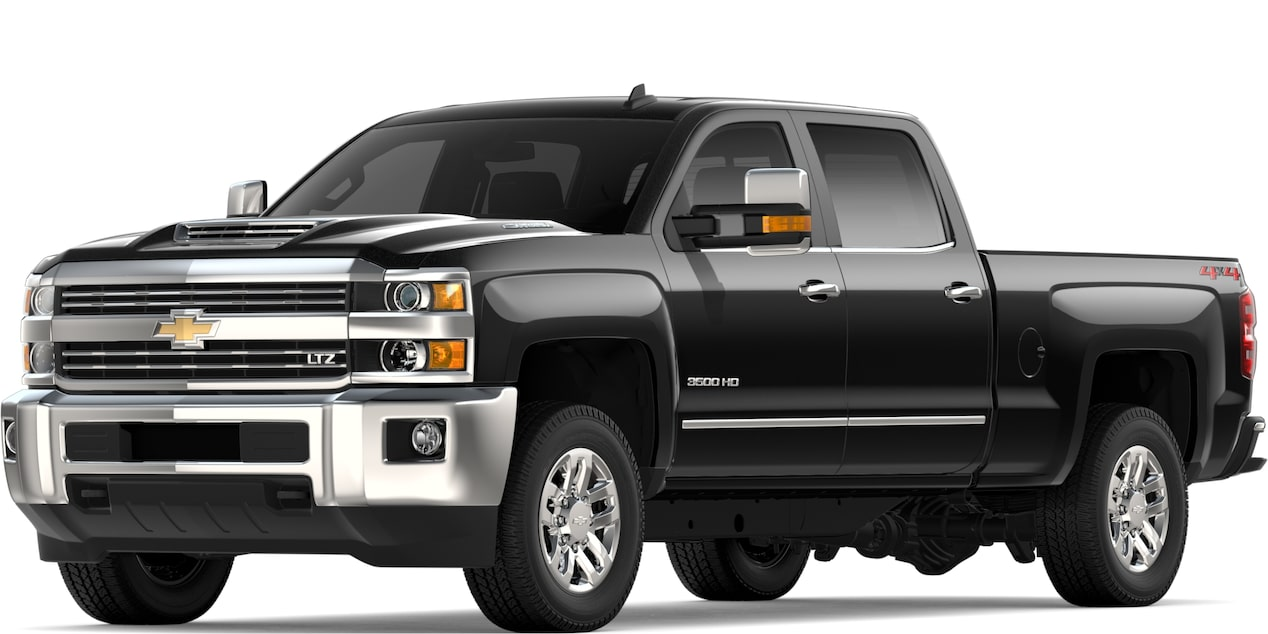 2019 SILVERADO 2500HD IN MOSAIC BLACK METALLIC