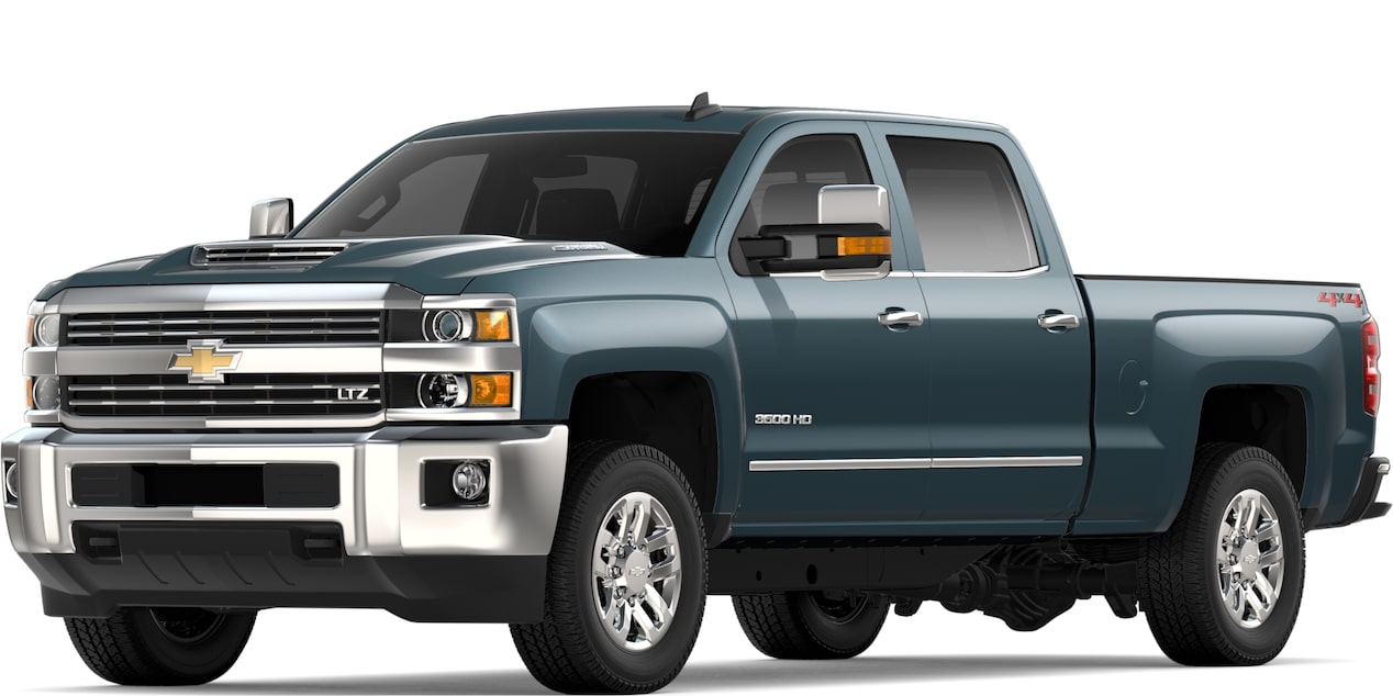 2019 SILVERADO 2500HD IN GRAPHITE METALLIC