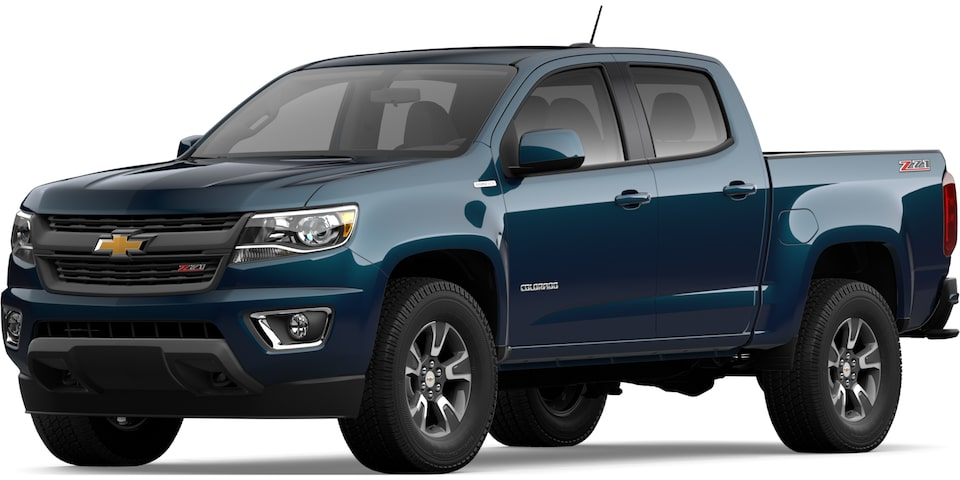 2020 Chevrolet Colorado | Mid-Size Pickup Truck ...
