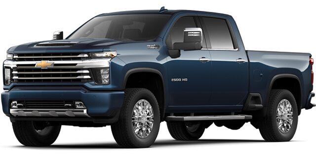 Select Your 2020 Chevrolet Silverado Hd Chevrolet Canada