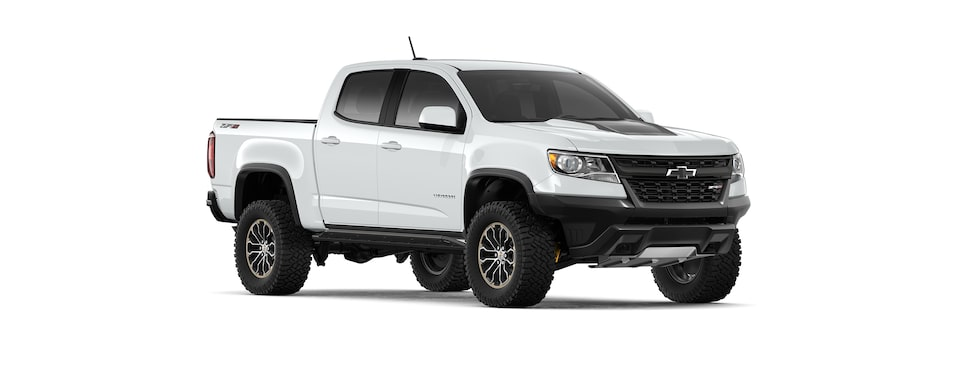 Chevrolet Colorado 2019.