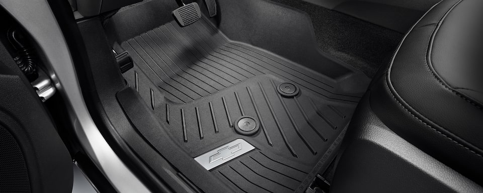 2021 Chevrolet Colorado Interior: Floor Mats.