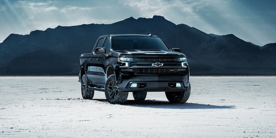 2021 Silverado LD LT Trail Boss Midnight.