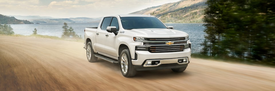 2021 Chevrolet Silverado High Country