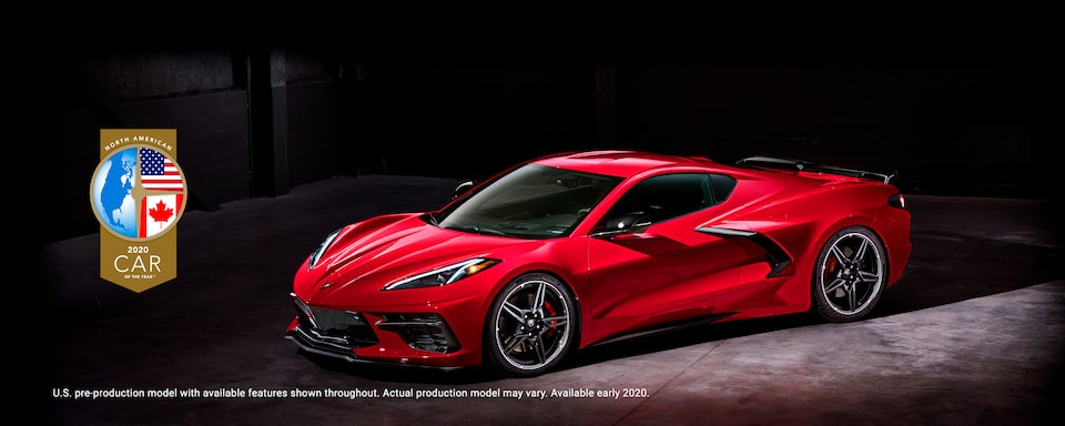 The 2020 Corvette ; North American Car of the Year
