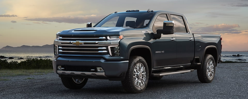 2020 Silverado HD High Country.