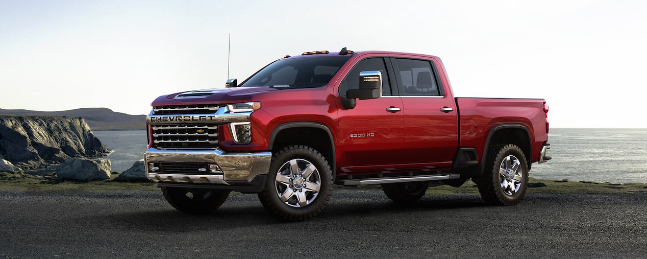 Chevrolet Silverado HD 2020 | Camion Pick-Up | Chevrolet ...