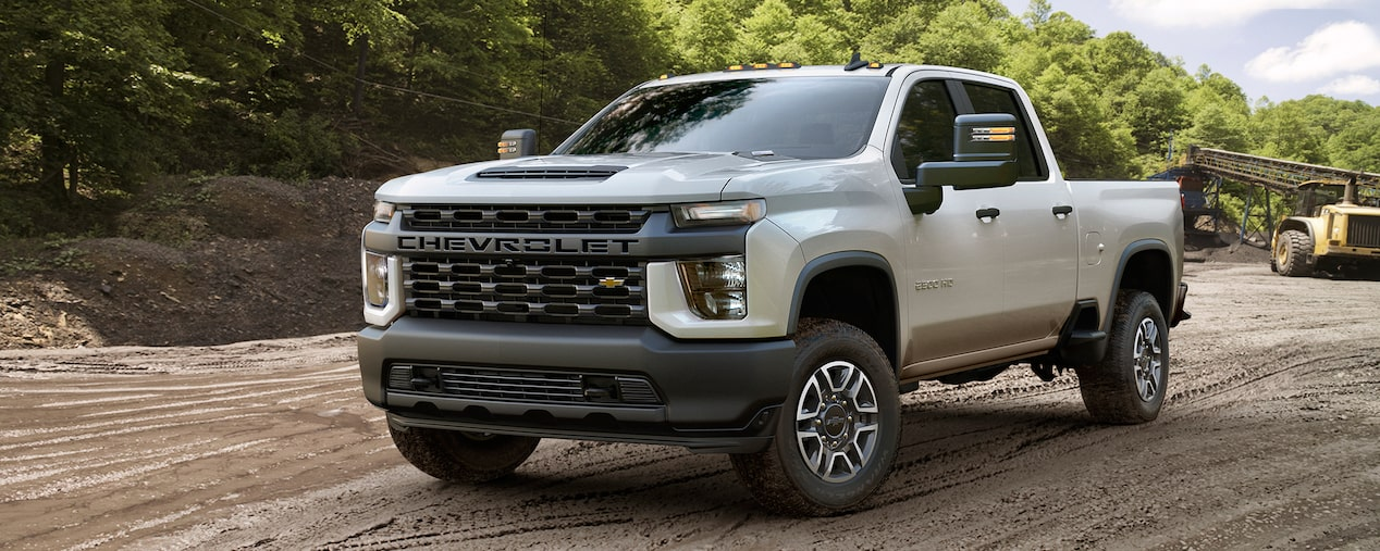 2020 Chevrolet Silverado HD | Pickup Truck | Chevrolet Canada