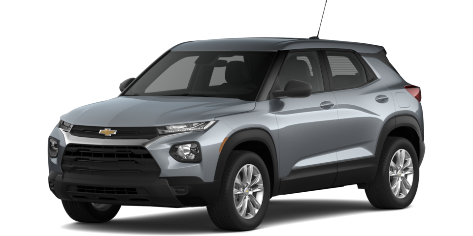 Chevrolet Trailblazer 2021 version LS.