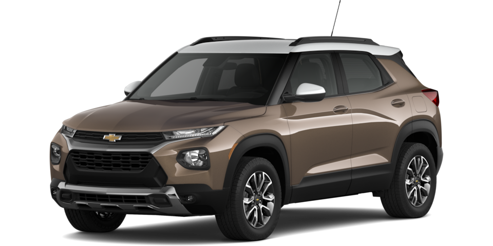 Chevrolet Trailblazer 2021 version ACTIV.