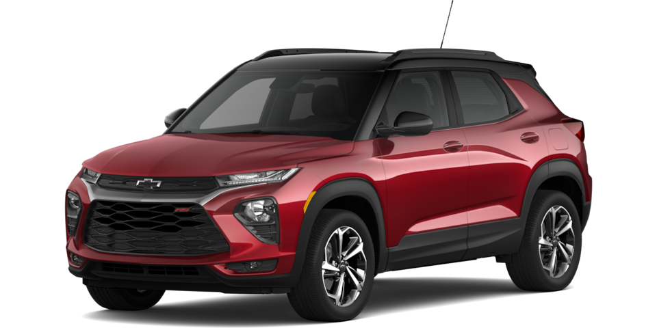 Chevrolet Trailblazer RS 2021 version RS.