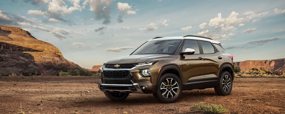 All-New 2021 Chevrolet Trailblazer