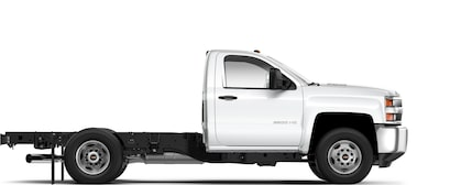2019 Chevrolet Silverado Chassis Cab Commercial.