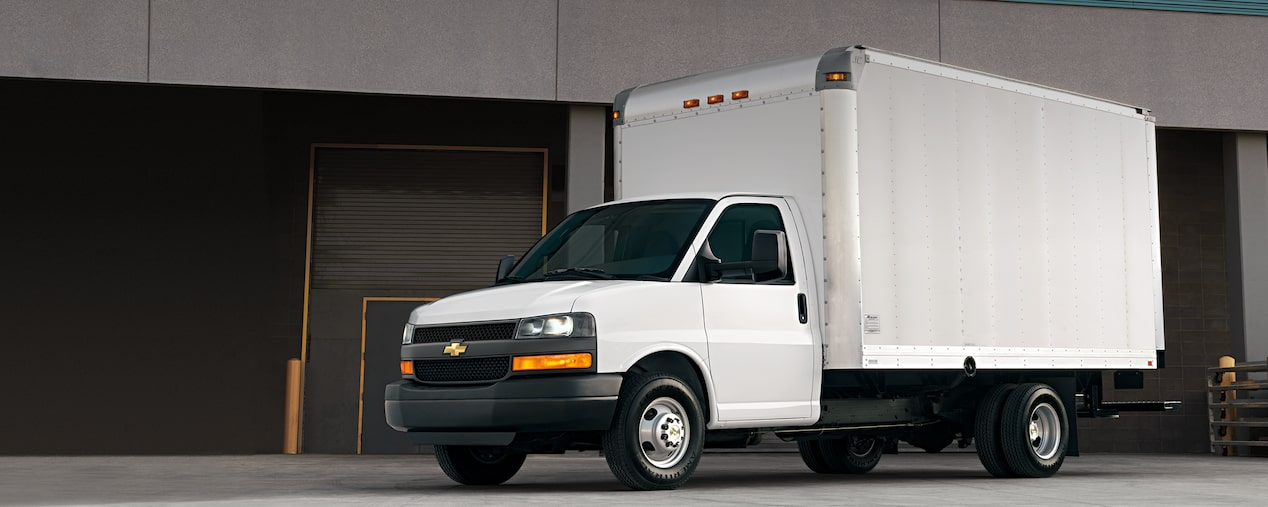 The 2019 Chevrolet Express Cutaway Van