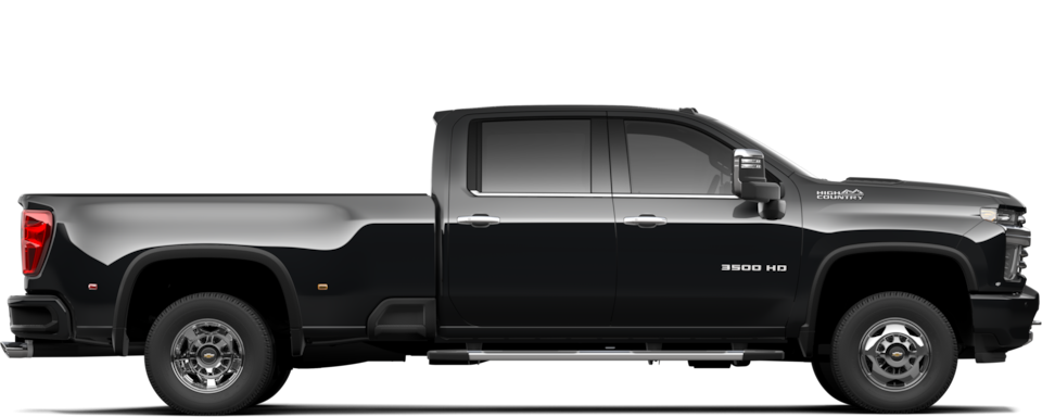 Commercial Silverado HD 2020.