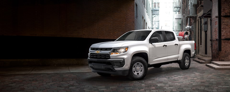 2021 Chevrolet Colorado Commercial Work Truck.