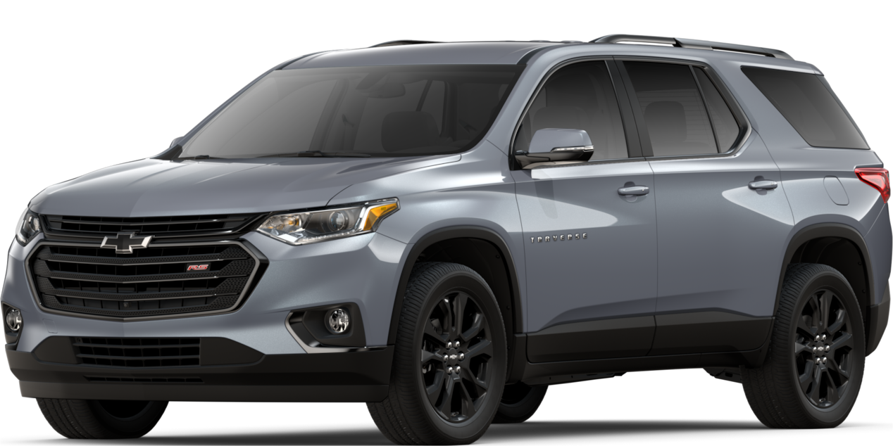 2019 Traverse RS