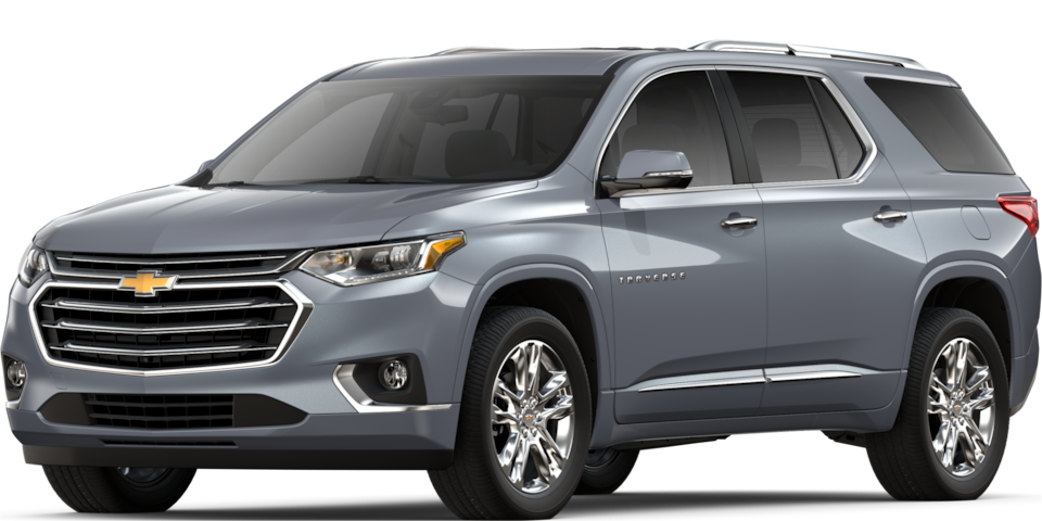 2019 Traverse High Country