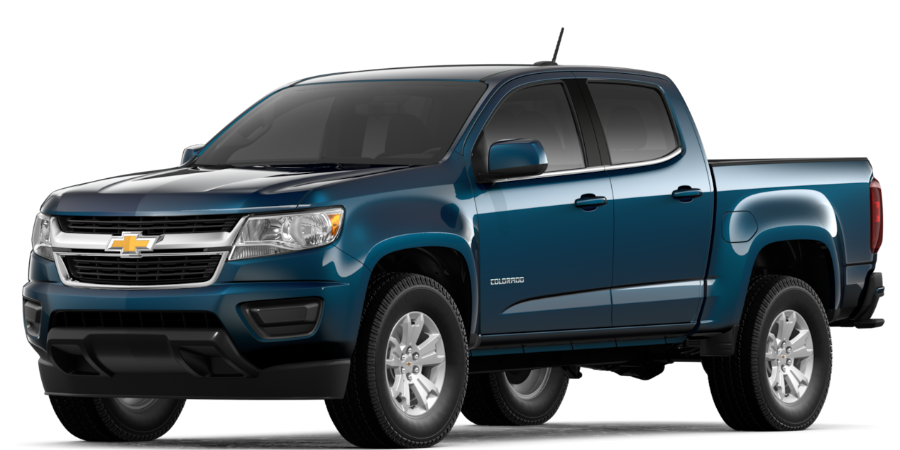 2019 Colorado LT