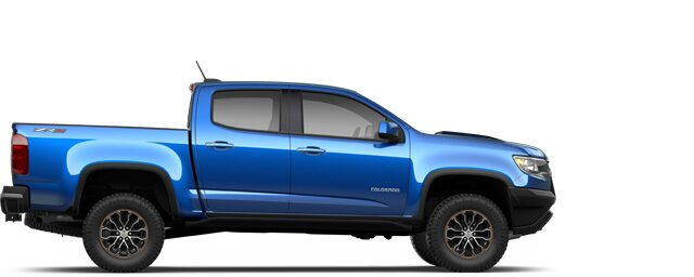 You may also like the 2019 Chevrolet Colorado