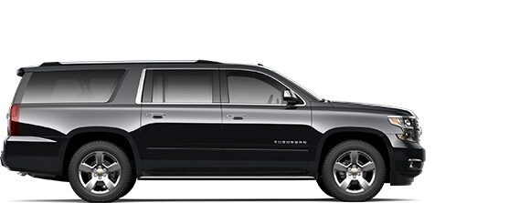 You may also like the 2020 Chevrolet Suburban.