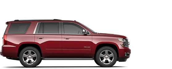 You may also like the 2020 Chevrolet Tahoe.