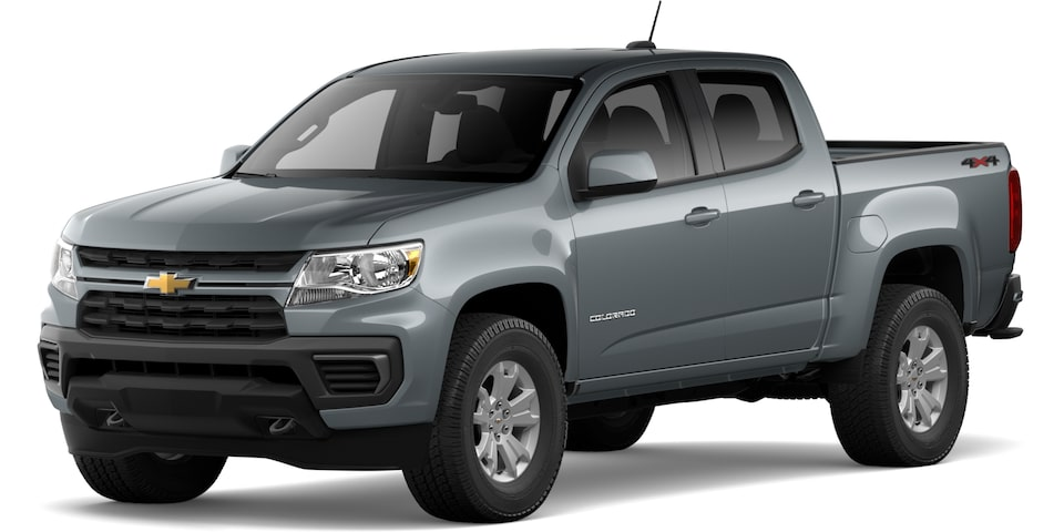 2021 Colorado LT Trim.
