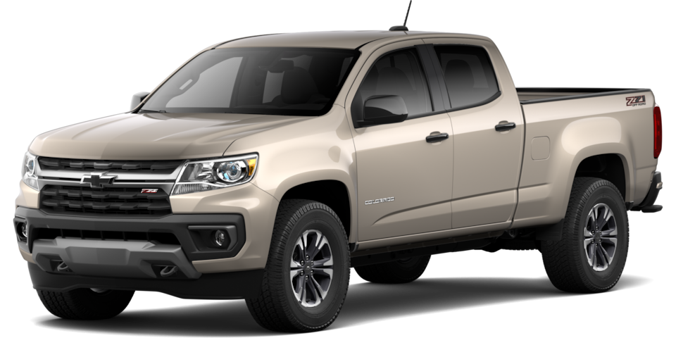 2021 Colorado Z71 Trim.