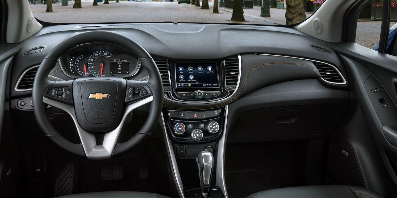 Chevrolet Trax 2019 | Petit VUS | Chevrolet Canada