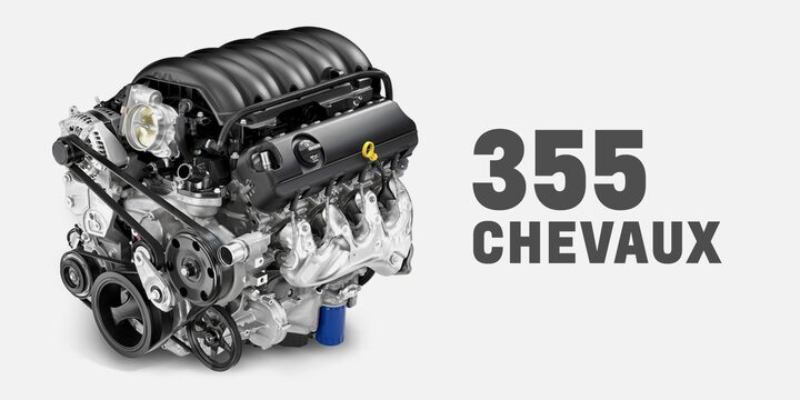 2019 Silverado 1500 Pickup Truck Performance: Engine